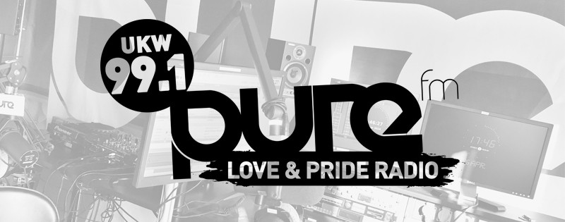 99.1 pure fm - DAS LOVE & PRIDE RADIO