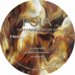 Pola - Thirty Four Sessions EP