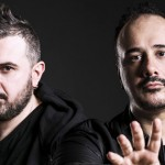 Veerus + Maxie Devine in der Kittball Records LabelShow