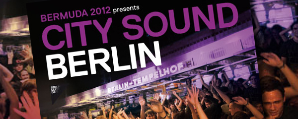 "pure fm verlost BerMuDa CD ""CITY SOUND BERLIN"""