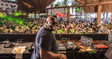 Carl Cox @ BPM Festival, © The BPM Festival