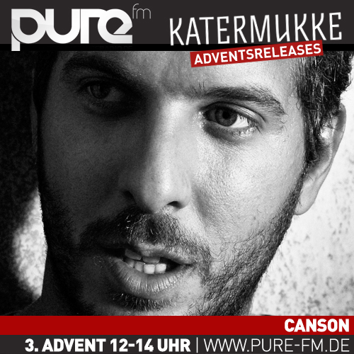 Canson am 3. Advent auf pure fm
