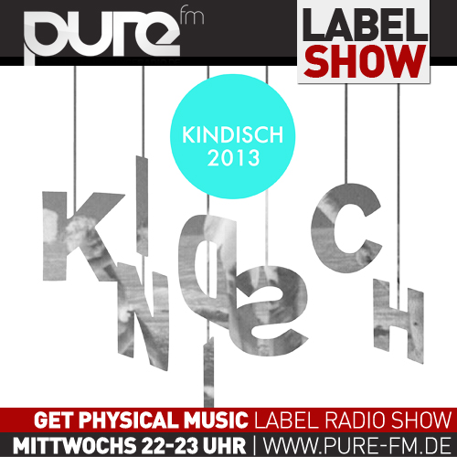 Get Physical Label Show auf pure fm