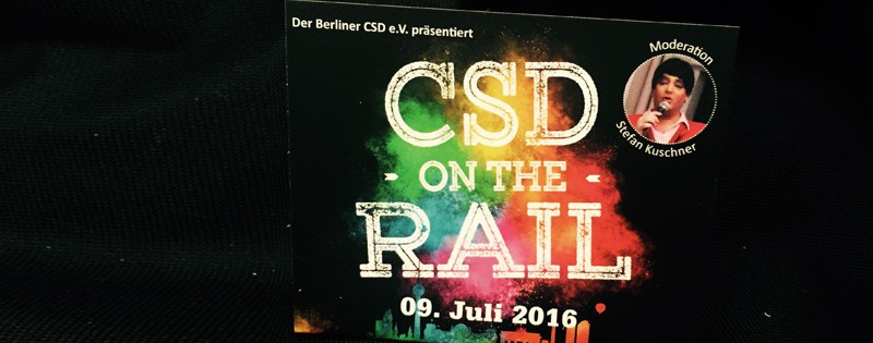 CSD ON THE RAIL
