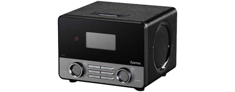 Das Digitalradio hama DR1600