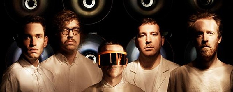 elektronische Tanzmusik made in England: Hot Chip