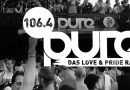 pure fm startet 106.4 das love & pride radio in Berlin