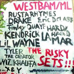 """The Risky Sets"" von Westbam"